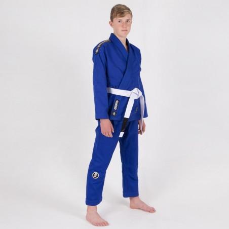 Tatami Kimono/Gi do BJJ dla Dzieci Nova Absolute Niebieskie 5