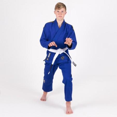 Tatami Kimono/Gi do BJJ dla Dzieci Nova Absolute Niebieskie 6
