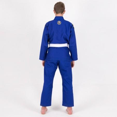 Tatami Kimono/Gi do BJJ dla Dzieci Nova Absolute Niebieskie 7