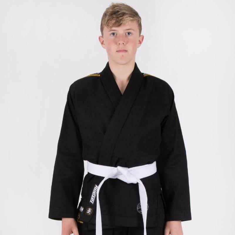 Tatami Kimono/Gi do BJJ dla Dzieci Nova Absolute Czarne
