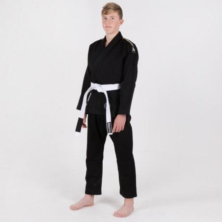 Tatami Kimono/Gi do BJJ dla Dzieci Nova Absolute Czarne 3