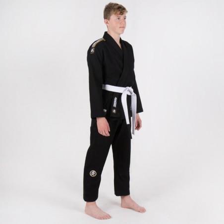Tatami Kimono/Gi do BJJ dla Dzieci Nova Absolute Czarne 4