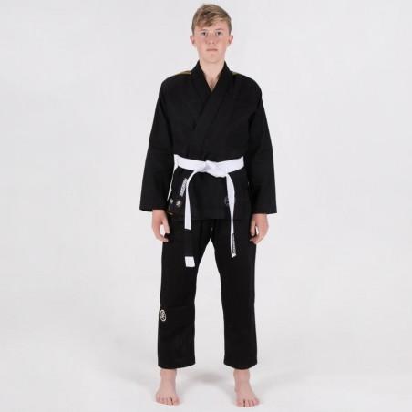 Tatami Kimono/Gi do BJJ dla Dzieci Nova Absolute Czarne 5