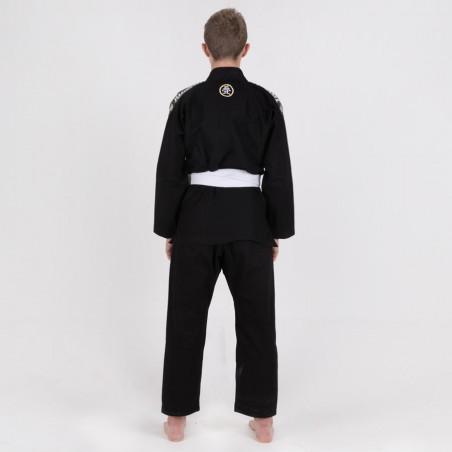 Tatami Kimono/Gi do BJJ dla Dzieci Nova Absolute Czarne 6