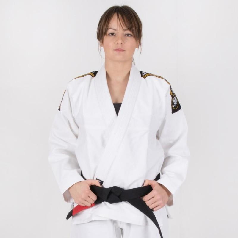 Tatami Kimono/Gi Damskie Nova Absolute Białe