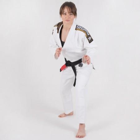 Tatami Kimono/Gi Damskie Nova Absolute Białe 2