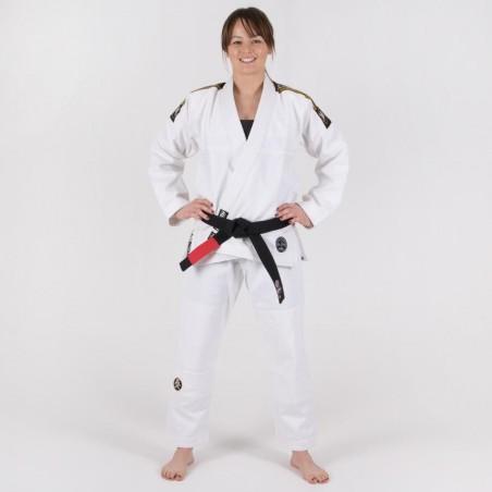 Tatami Kimono/Gi Damskie Nova Absolute Białe 3