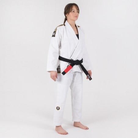 Tatami Kimono/Gi Damskie Nova Absolute Białe 5