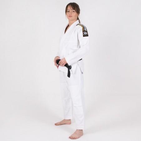 Tatami Kimono/Gi Damskie Nova Absolute Białe 6