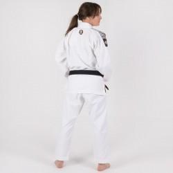 Tatami Kimono/Gi Damskie Nova Absolute Białe 1