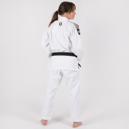 Tatami Kimono/Gi Damskie Nova Absolute Białe 7