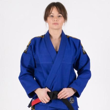 Tatami Kimono/Gi Damskie Nova Absolute Niebieskie 1