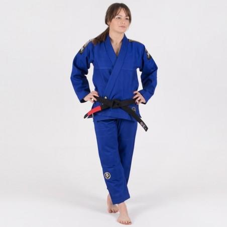 Tatami Kimono/Gi Damskie Nova Absolute Niebieskie 2