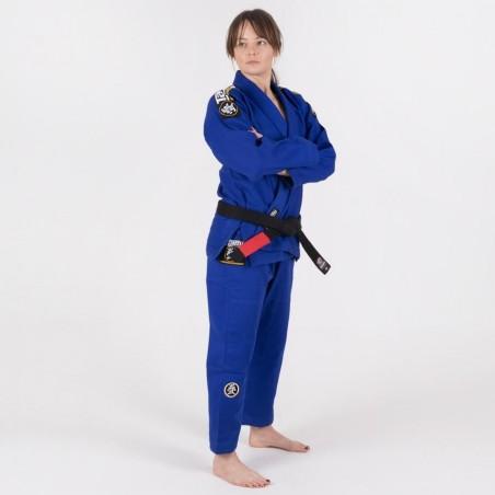 Tatami Kimono/Gi Damskie Nova Absolute Niebieskie 3