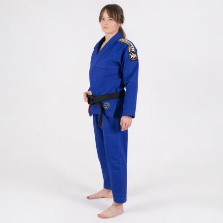 Tatami Kimono/Gi Damskie Nova Absolute Niebieskie 5