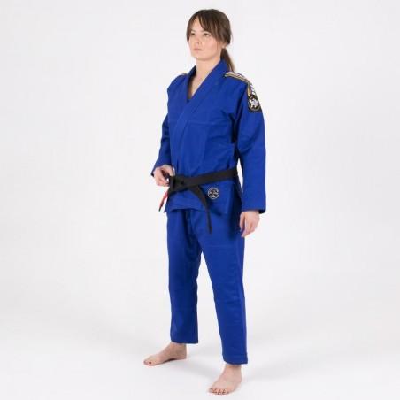 Tatami Kimono/Gi Damskie Nova Absolute Niebieskie 6