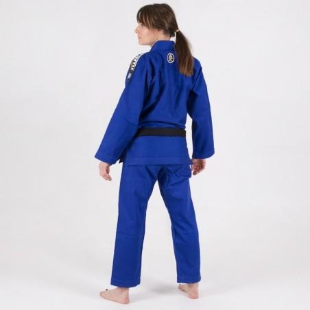 Tatami Kimono/Gi Damskie Nova Absolute Niebieskie 7