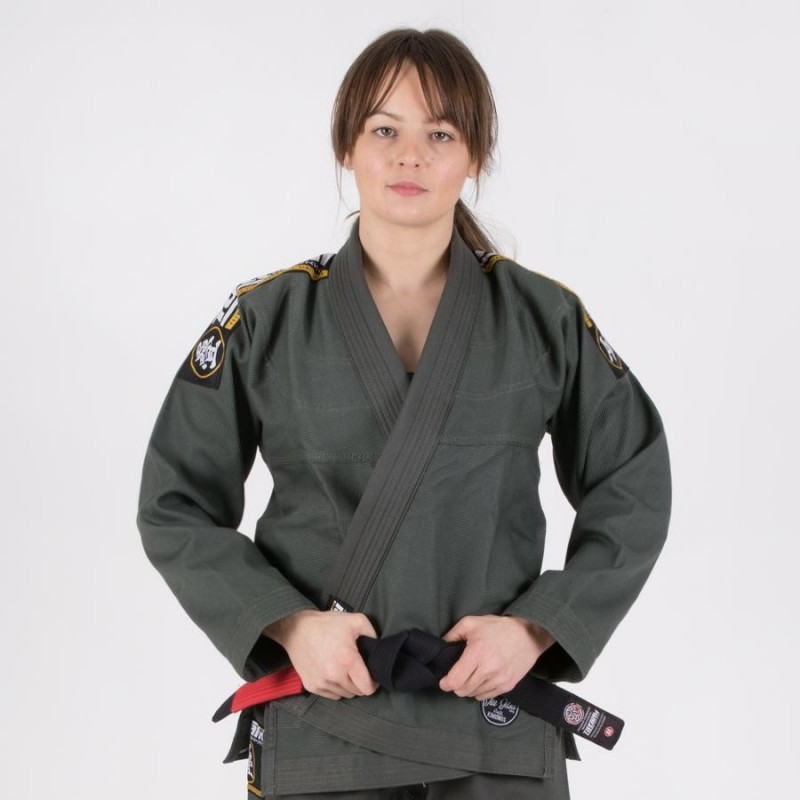 Tatami Kimono/Gi Damskie Nova Absolute Khaki