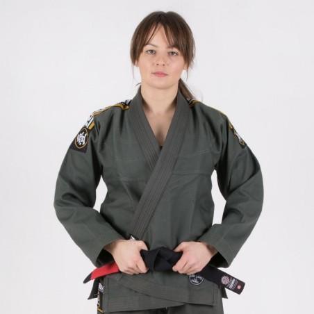 Tatami Kimono/Gi Damskie Nova Absolute Khaki 1