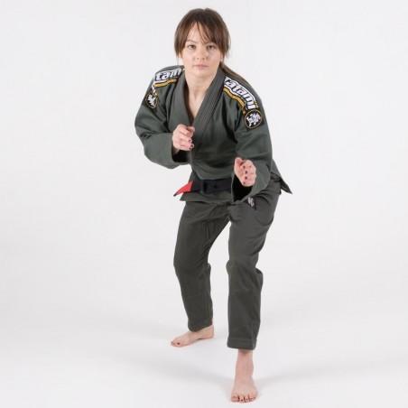 Tatami Kimono/Gi Damskie Nova Absolute Khaki 2