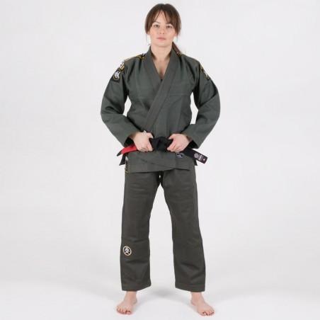 Tatami Kimono/Gi Damskie Nova Absolute Khaki 3