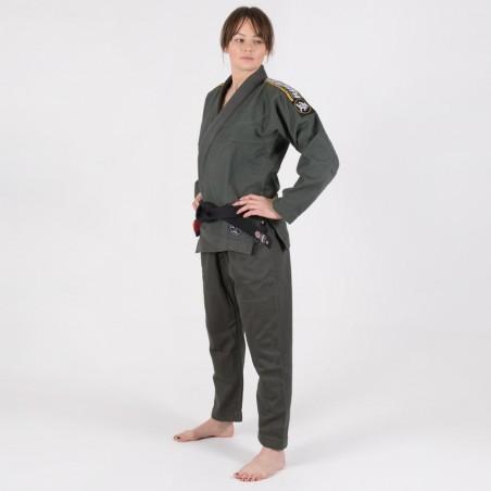 Tatami Kimono/Gi Damskie Nova Absolute Khaki 4