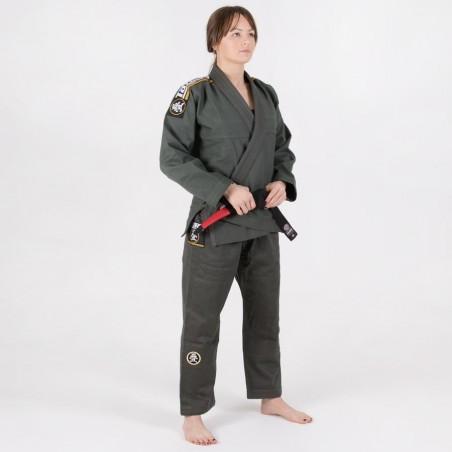 Tatami Kimono/Gi Damskie Nova Absolute Khaki 5
