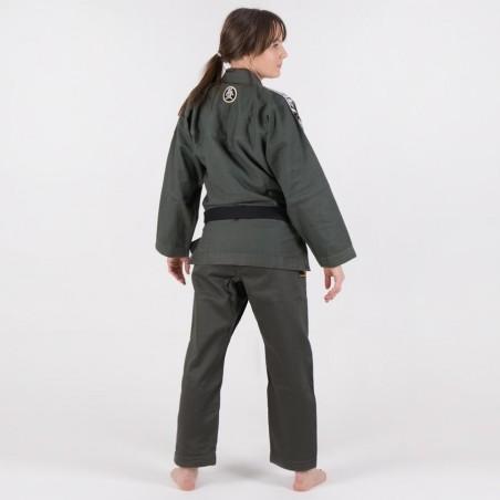 Tatami Kimono/Gi Damskie Nova Absolute Khaki 6