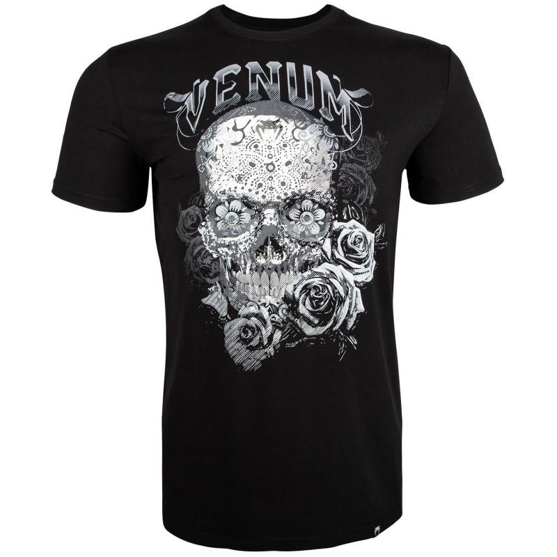 Venum T-shirt Santa Muerte 3.0 Czarny