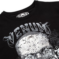 Venum T-shirt Santa Muerte 3.0 Czarny 1
