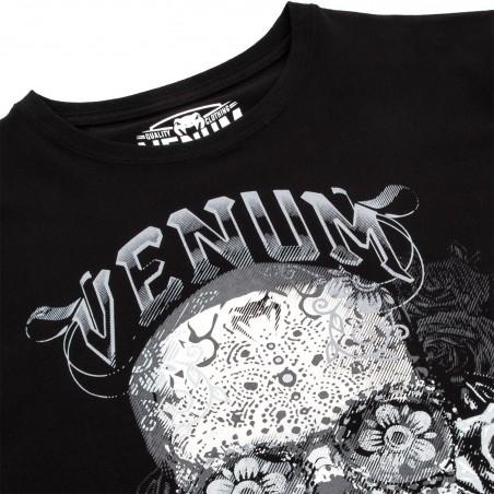 Venum T-shirt Santa Muerte 3.0 Czarny 4