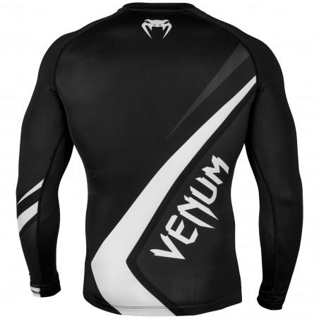 Venum Rashguard Contender 4.0 Długi Rękaw Czarny 4
