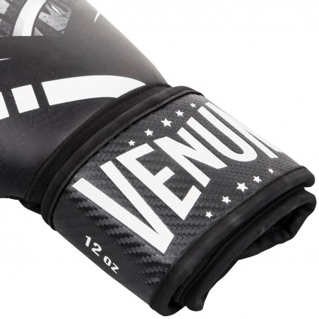 Venum Rękawice bokserskie Devil Czarne 5