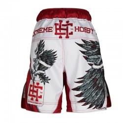 Extreme Hobby Spodenki MMA Dziecięce Polish Eagle 1