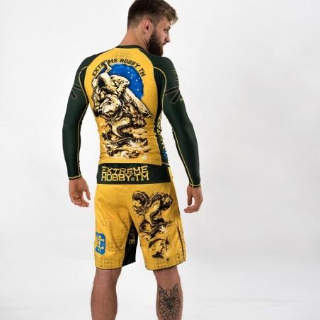 Extreme Hobby Spodenki MMA BJJ 6