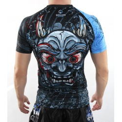 Ground Game Rashguard Oni...