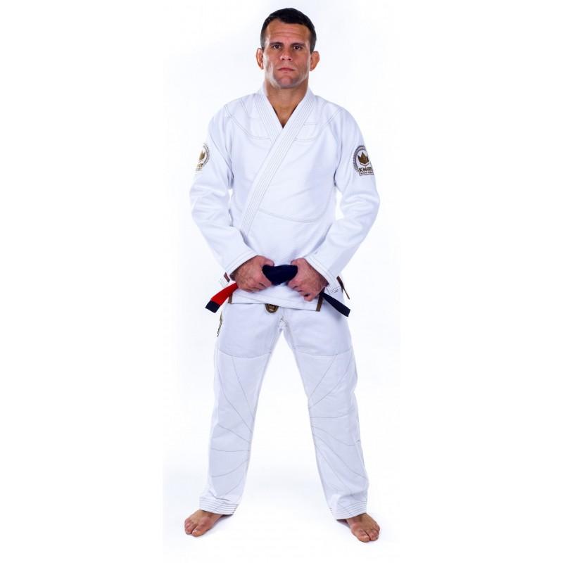 KiNGZ Kimono/Gi BJJ Knight Białe