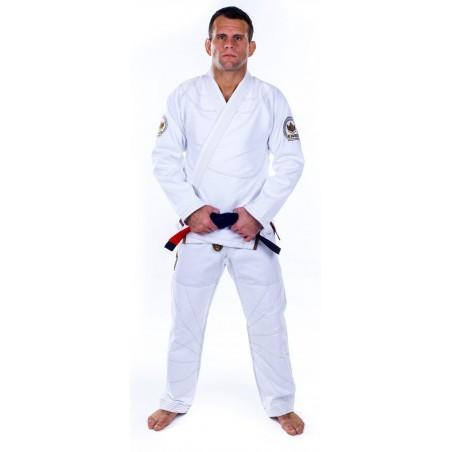 KiNGZ Kimono/Gi BJJ Knight Białe 1