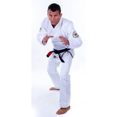 KiNGZ Kimono/Gi BJJ Knight Białe 4