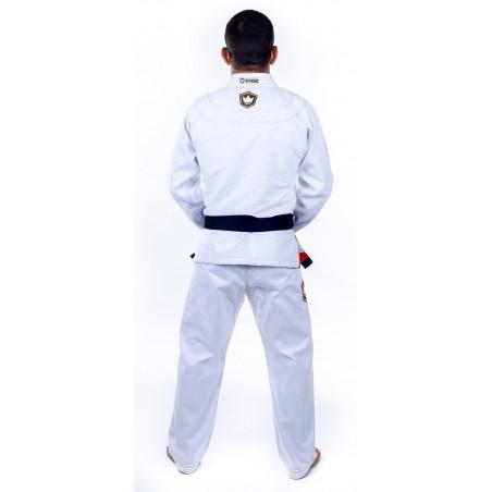 KiNGZ Kimono/Gi BJJ Knight Białe 5