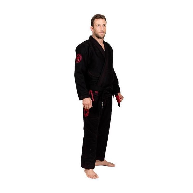 KiNGZ Kimono/Gi BJJ Knight Czarne