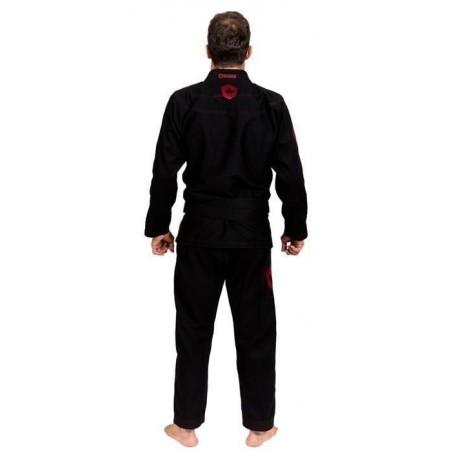 KiNGZ Kimono/Gi BJJ Knight Czarne 2