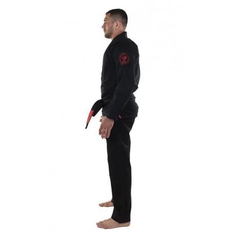 KiNGZ Kimono/Gi BJJ Knight Czarne 6