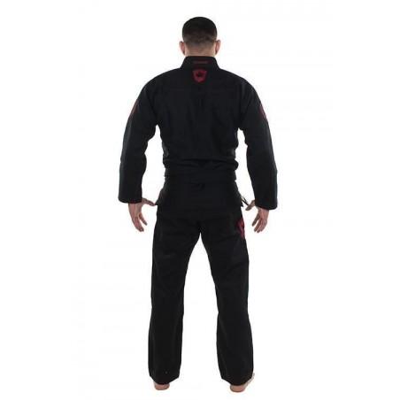 KiNGZ Kimono/Gi BJJ Knight Czarne 8