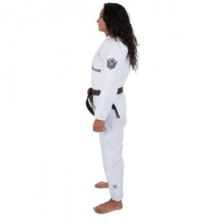 KiNGZ Kimono/Gi Damskie Balistico 2.0 Białe 3