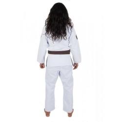 KiNGZ Kimono/Gi Damskie Balistico 2.0 Białe 1