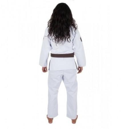 KiNGZ Kimono/Gi Damskie Balistico 2.0 Białe 4