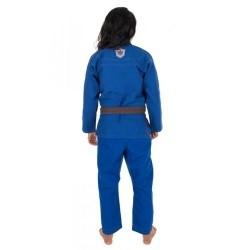 KiNGZ Kimono/Gi Damskie Balistico 2.0 Niebieskie 1