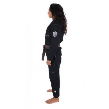 KiNGZ Kimono/Gi Damskie Balistico 2.0 Czarne 3