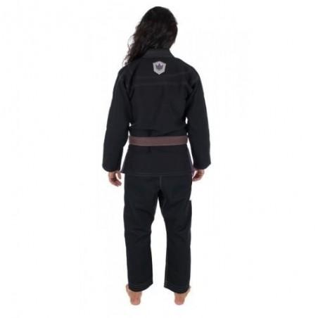 KiNGZ Kimono/Gi Damskie Balistico 2.0 Czarne 4